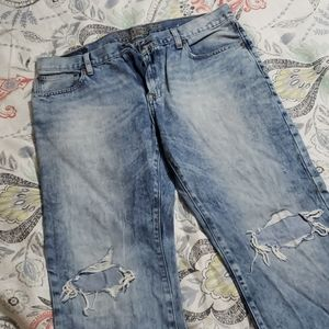 Mens American Eagle Blue Jeans